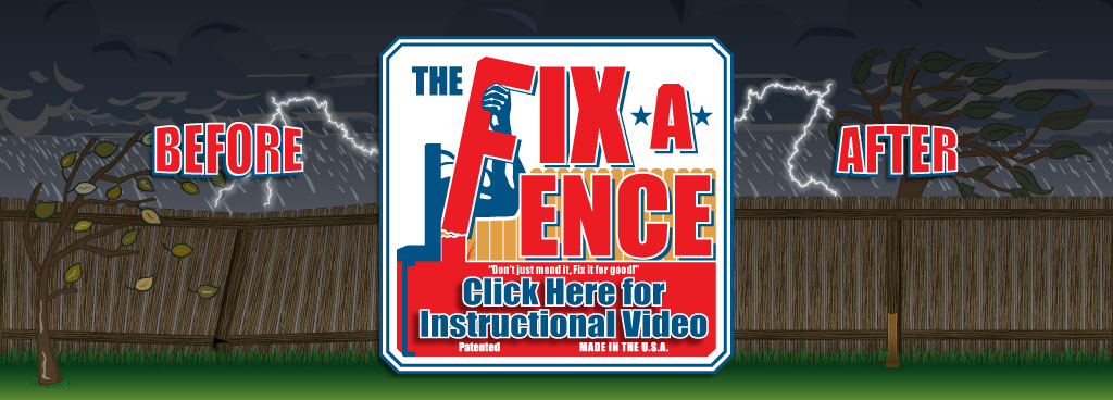 The Fix-A-Fence